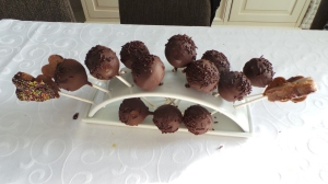 Cakes Pop ChocolatNoir
