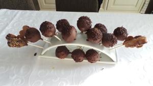 Cake Pop Chocolat