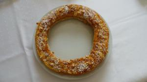Paris Brest au pralin