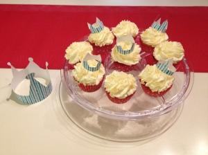 Cupcakes Fête des rois