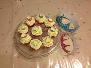Cupcakes Fete des rois