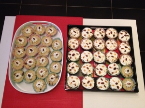 Halwa Cupcakes