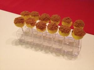 Popcakes Citron Speculoos